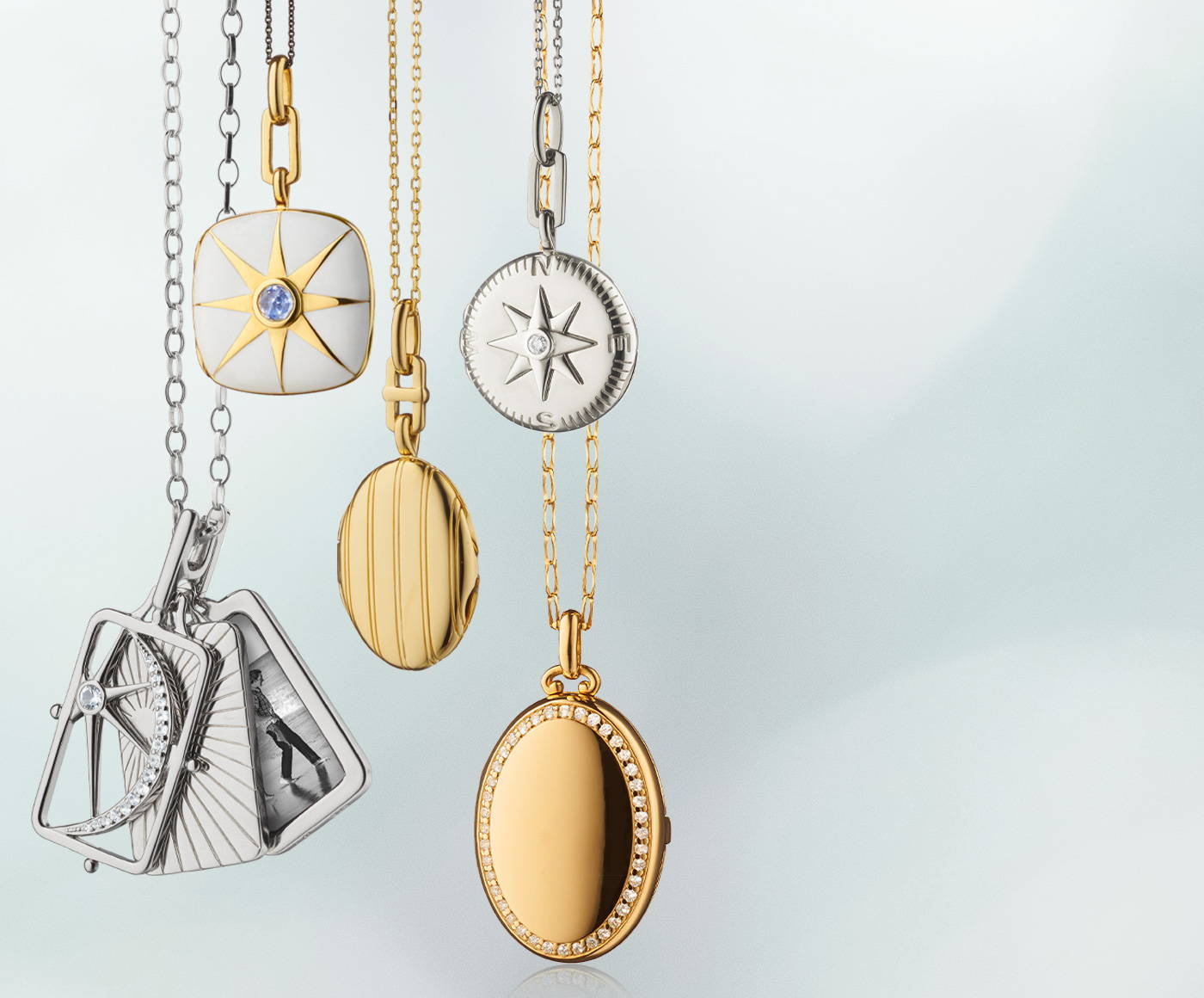 the locket collection