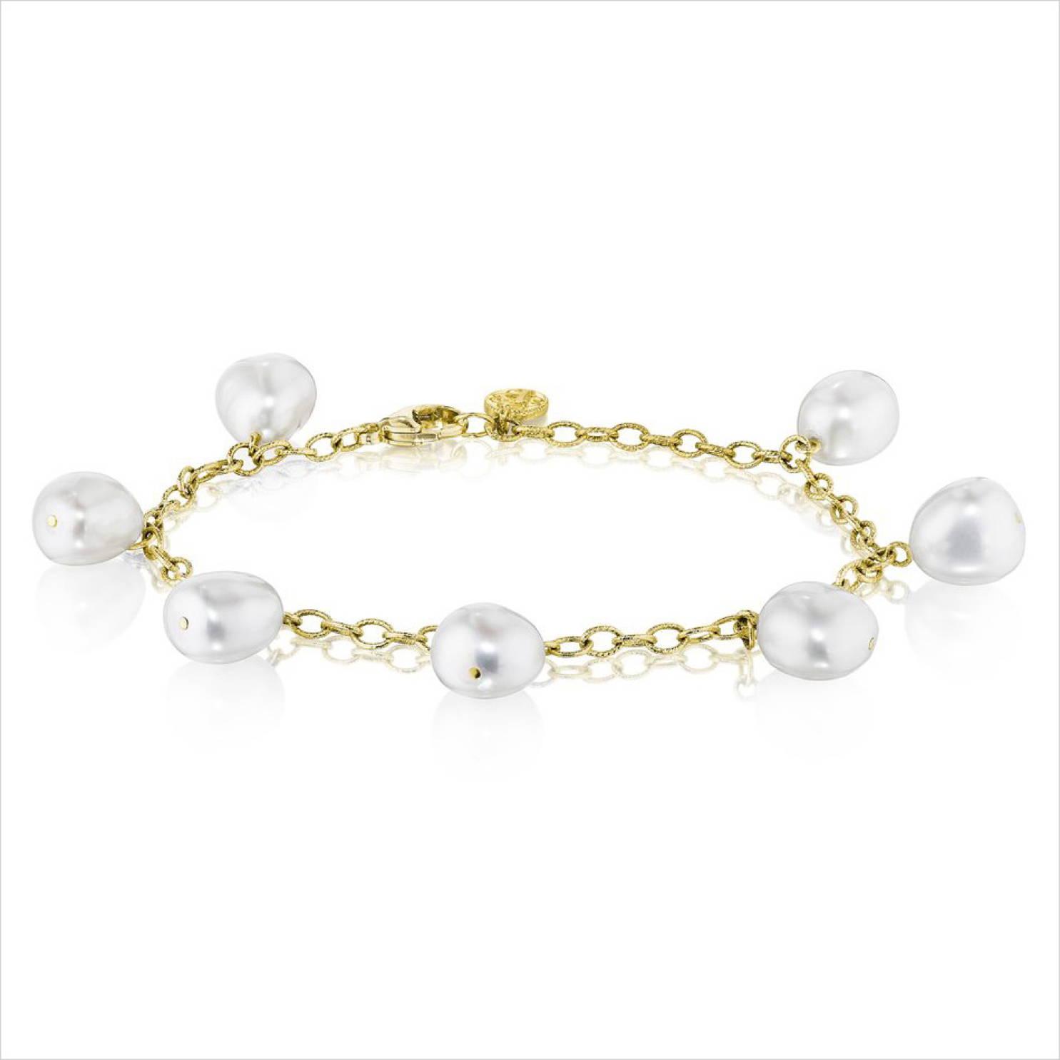 Pearl Link Bracelet