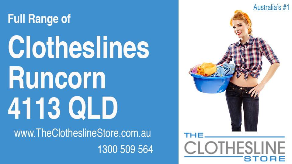 New Clotheslines in Runcorn Queensland 4113