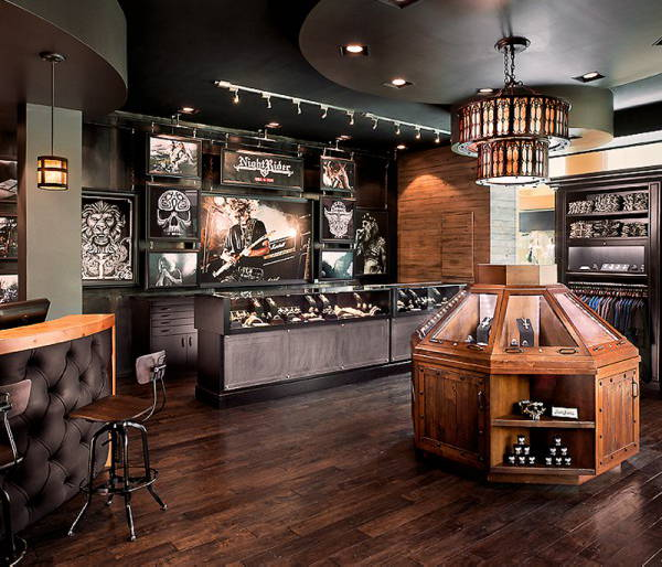 An Interior View of the NightRider Scottsdale Store