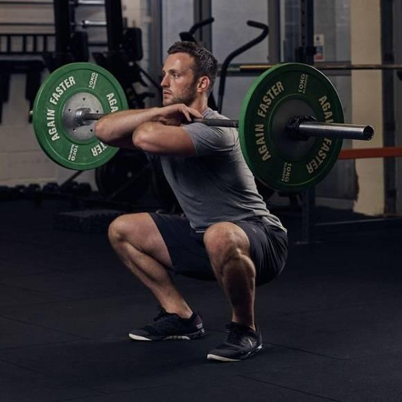 Front squat