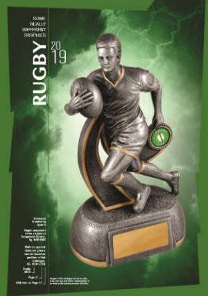 Some Really Different Trophies Rugby Catalogue
