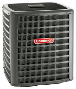 Goodman gsx16 heat pump model