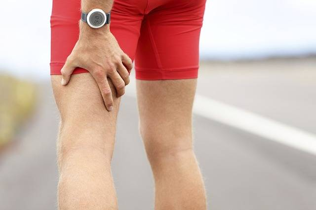 signs of runner's knee