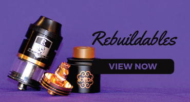 Shop RBA rebuildable tanks and drippers