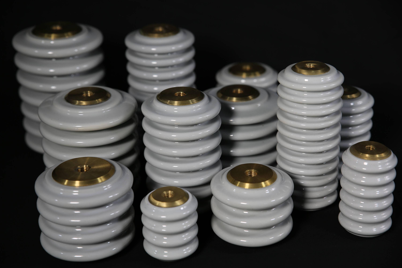 Porcelain Standoff Insulators