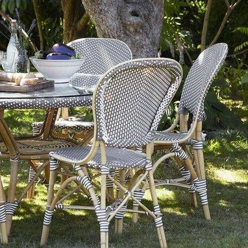 Sika Isabell Outdoor Side Chair