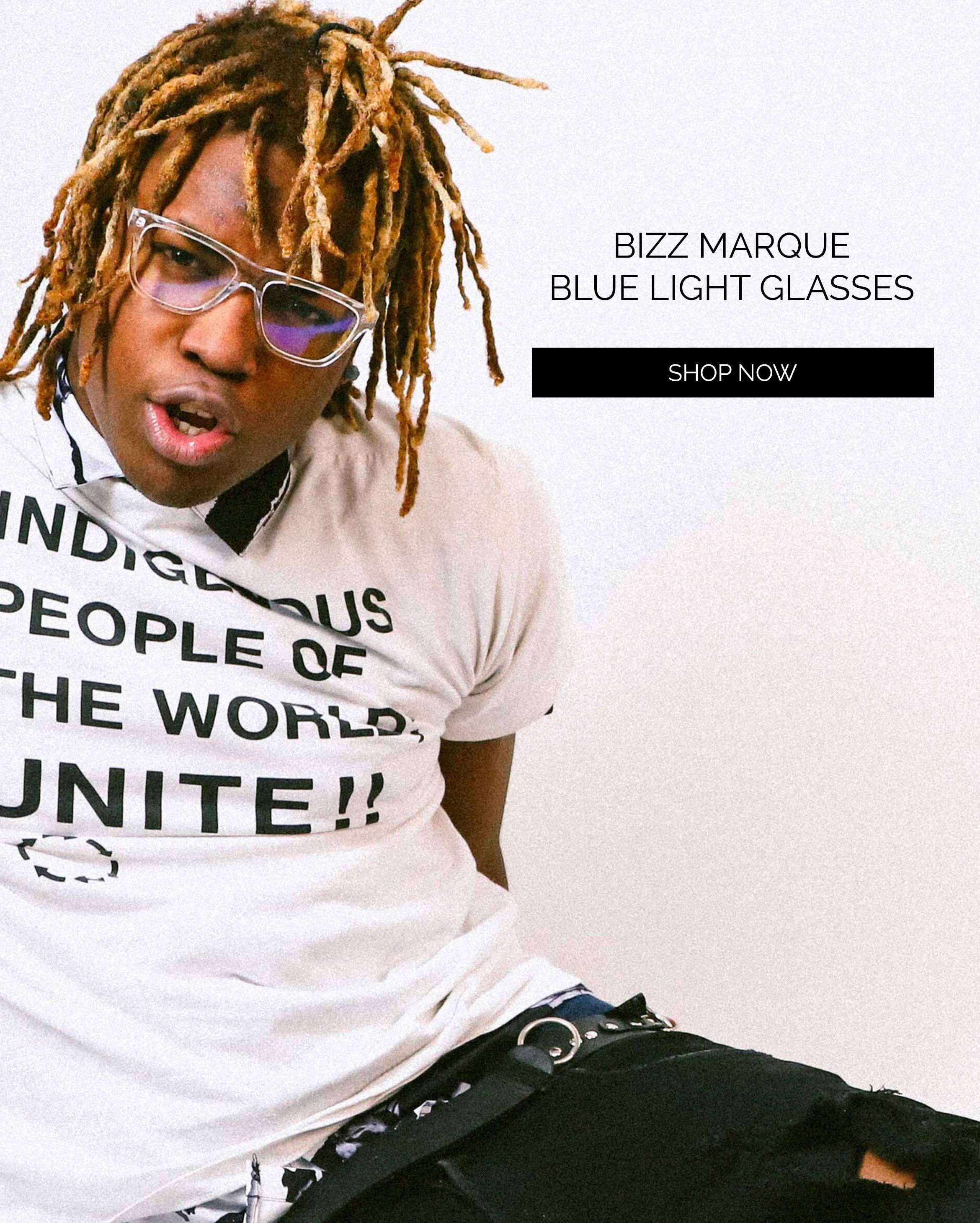 Bizz Marque Blue Light Glasses