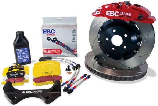 EBC DP32047C Ebc Brakepads Redstuff Ceramic Super Street Brake Pads