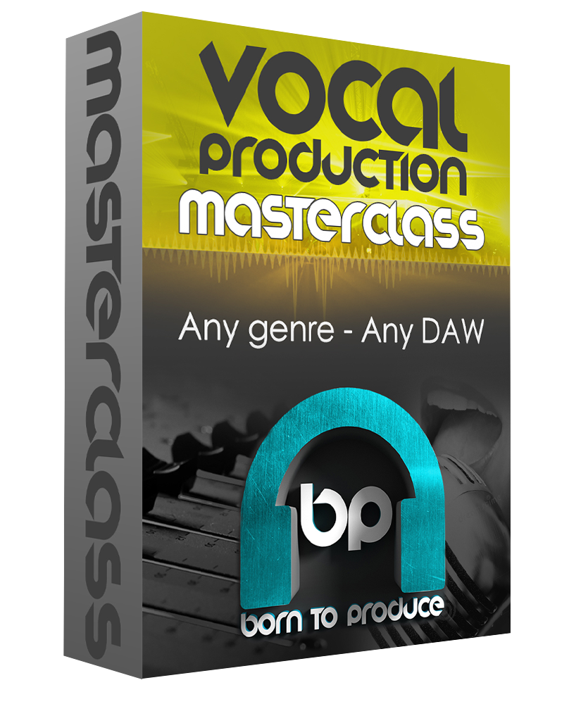 mixing vocal tutorial