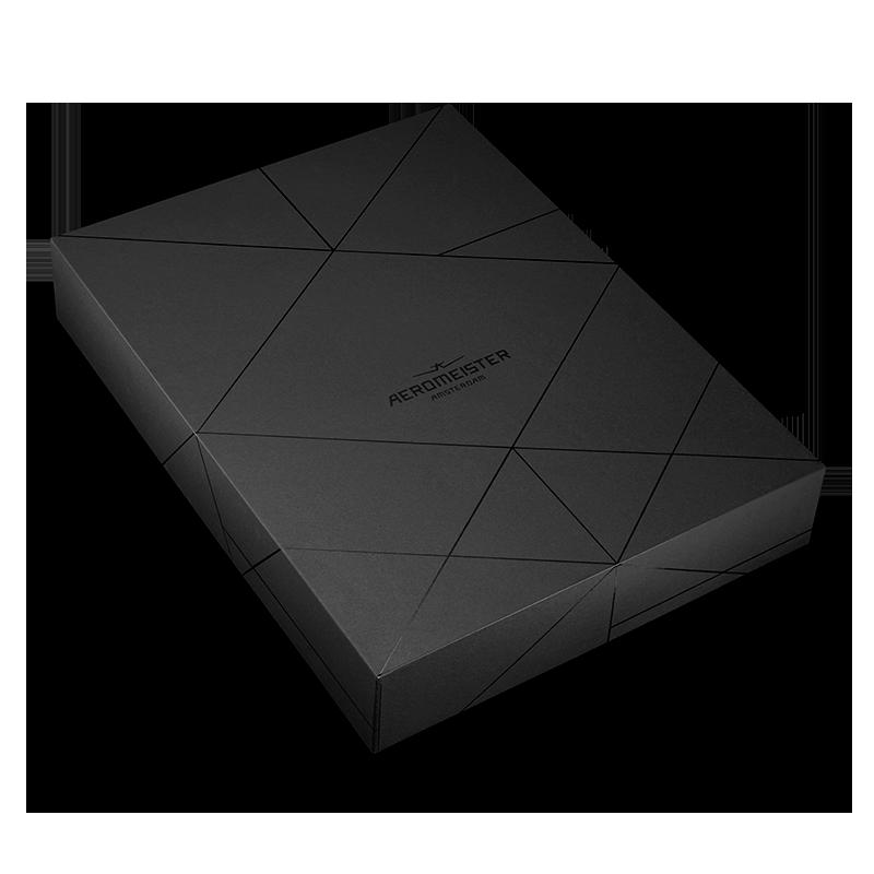 Aeromeister Amsterdam Craftman X15 luxury gift box