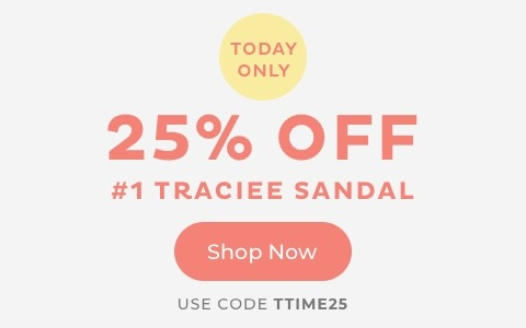 25% Off Traciee Sandals