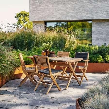 Modern Cane-line Chairs
