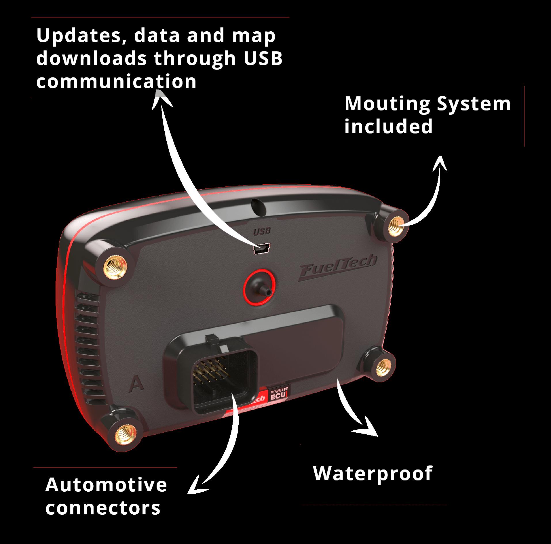 FT550 EFI System