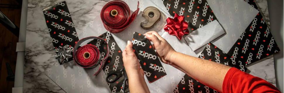Zippo Gift Wrap