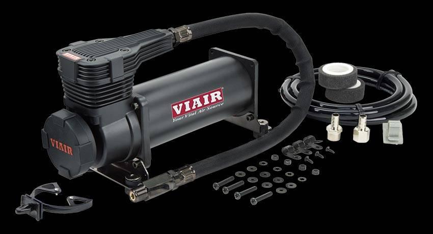 Viair 485C Stealth Black Air Compressor