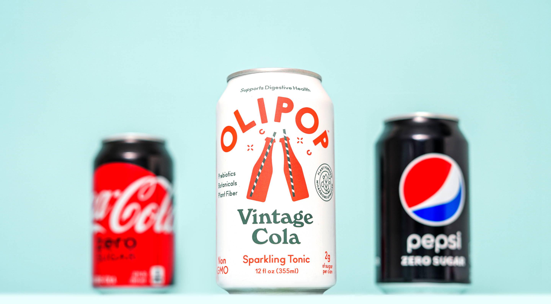 Vintage Cola OLIPOP