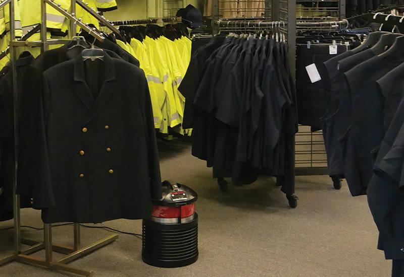 defender in stonewall uniforms