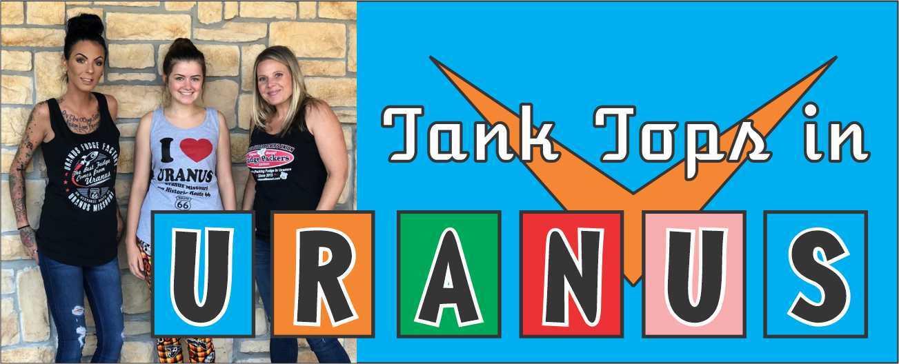 Ladies Uranus Tank Top Women