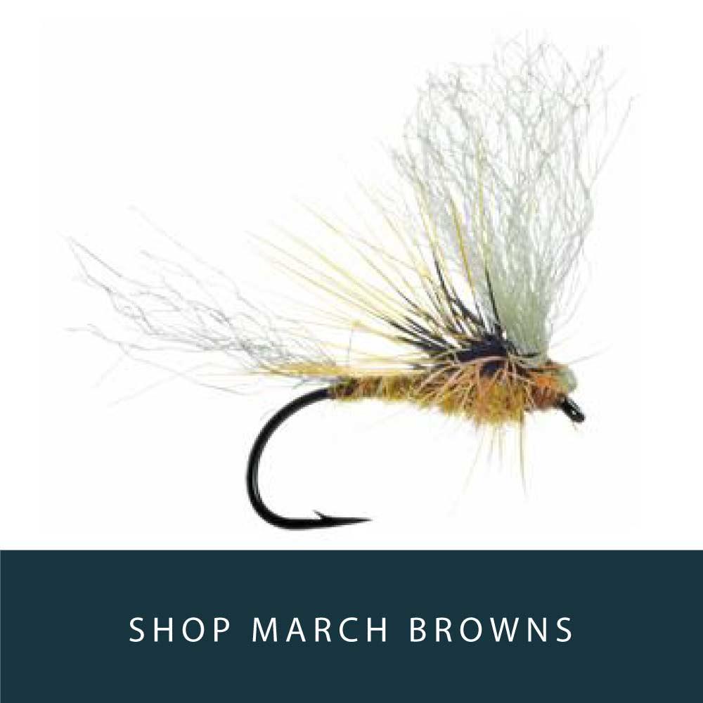 March Brown Flies