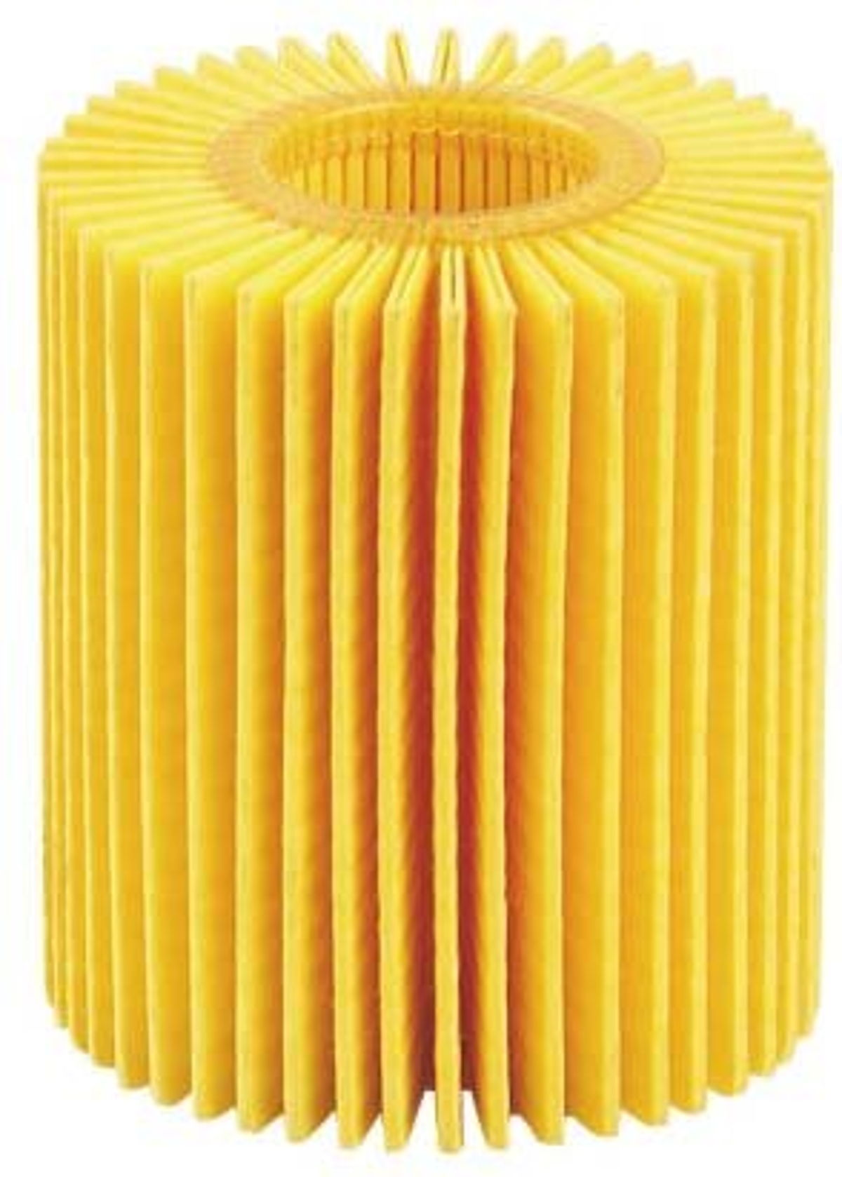 RAV4 Cartridge Style oil Filter - Yellow