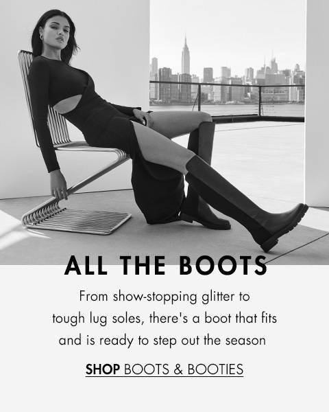 Shop Boots & Booties