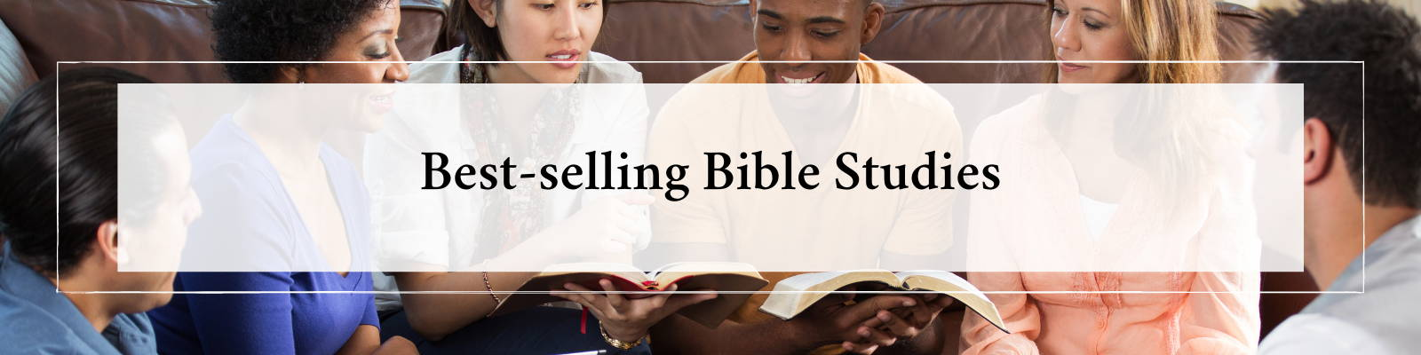 Best-selling Bible Studies