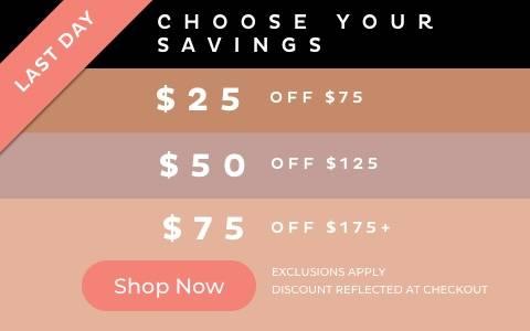 Choose Your Savings