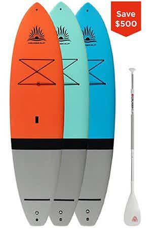 Performer Dura-Soft Paddle Board Packages
