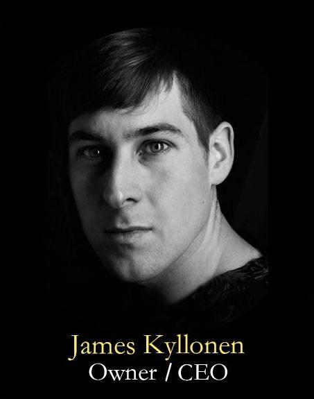 James Kyllonen CEO of Kyllonen Luxury