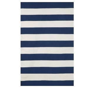 Trans-Ocean Sorrento Striped rug