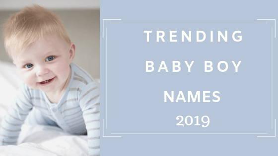 Trending Baby Boy Names 2019 Lenny Lemons