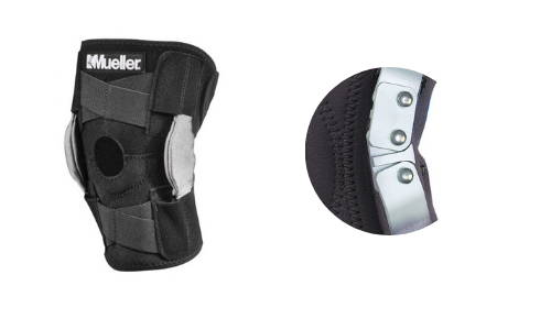 Hinged Knee braces collection image