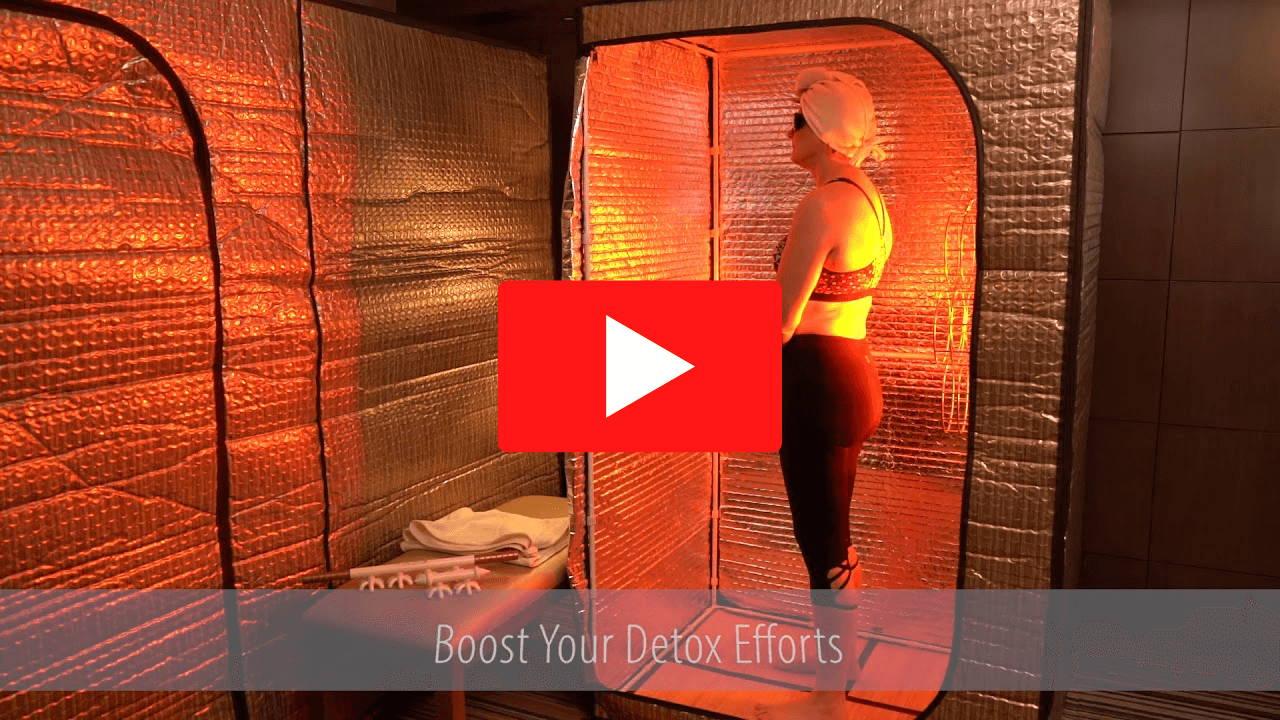 The Benefits of Taking NIR Sauna in Sauna Fix Convertible Tent