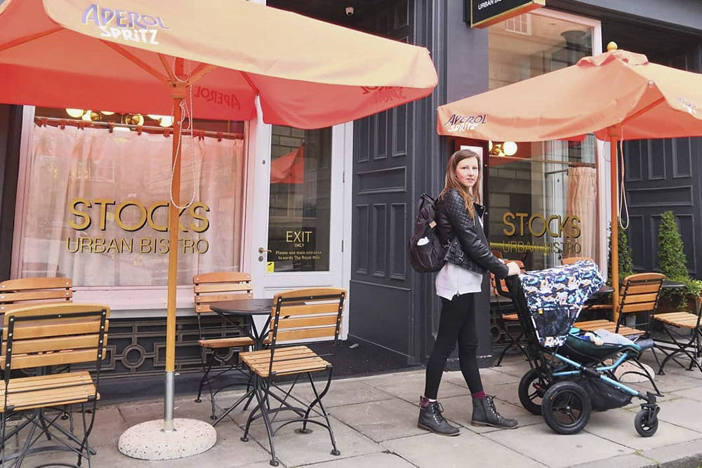 £215 OFF   Micralite Festival FastFold Stroller with free footmuff