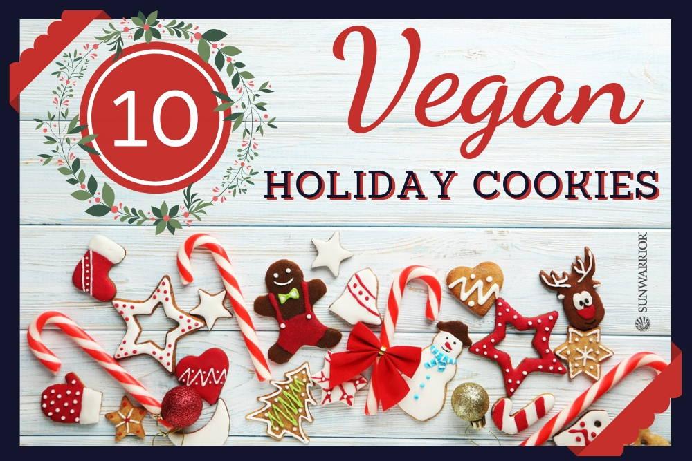 10 Vegan Holiday Cookies