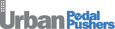 urban pedal pusher logo