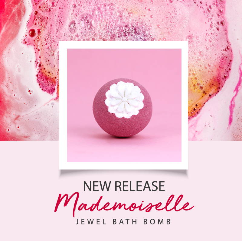 Jewel Bath Bombs- Imperial Candles