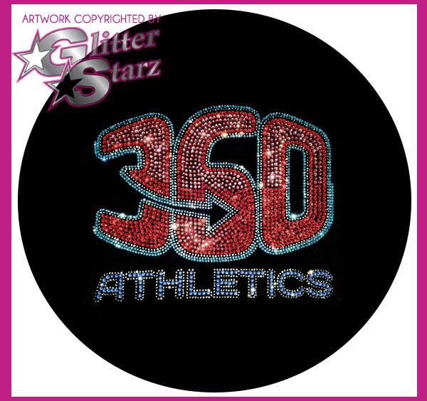 360 Athletics, Bling Webstore, Glitterstarz