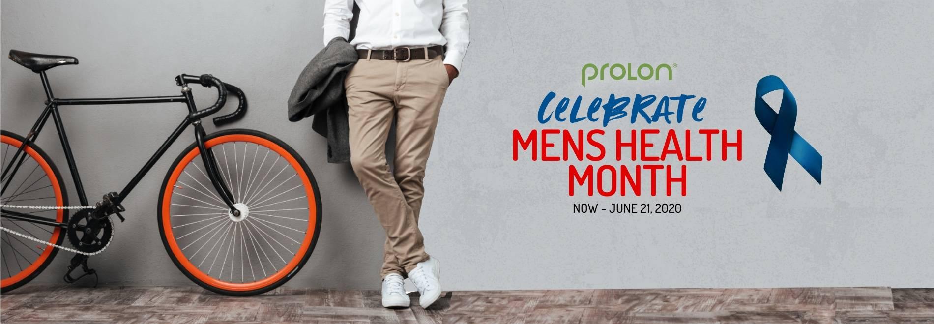 ProLon Celebrate Mens Health Month