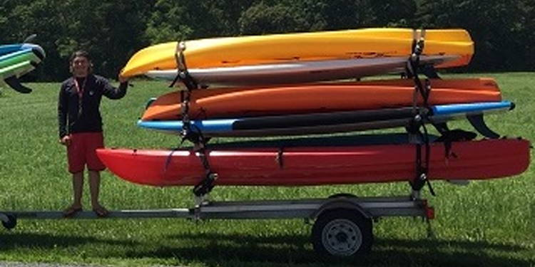 paddle board rental delivery