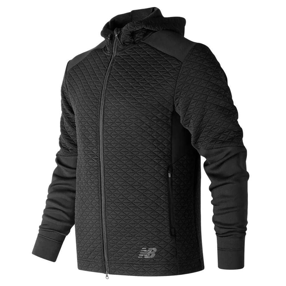 New Balance Heat Loft Full Zip Hoodie Men's