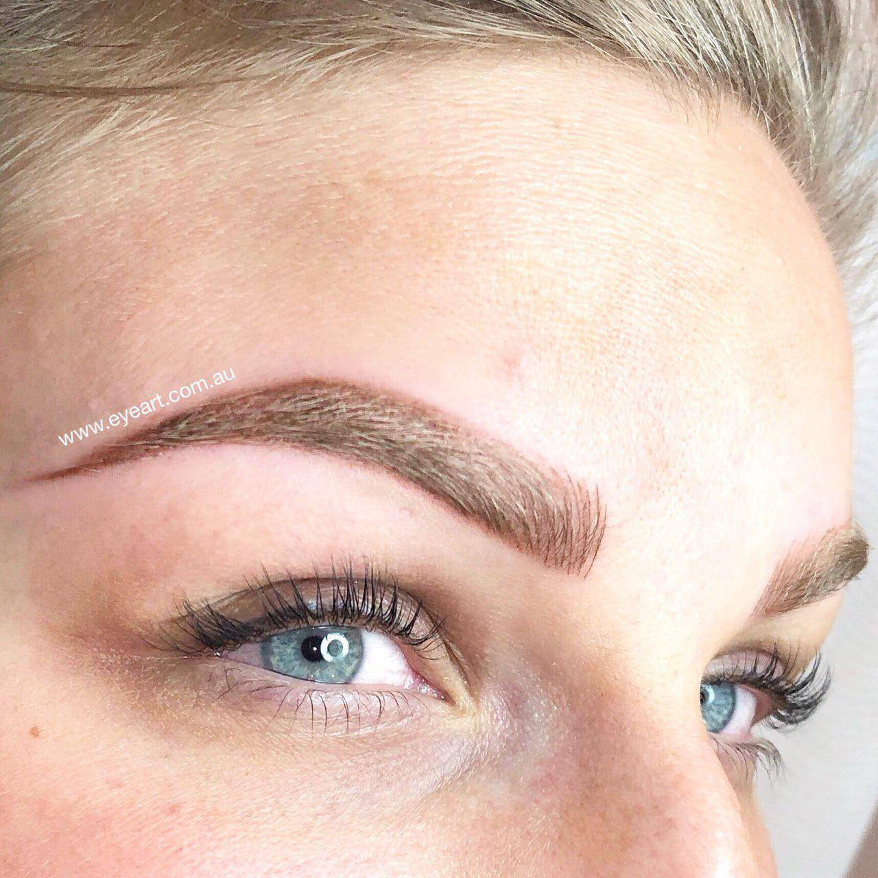 Eyebrow Tattoo Melbourne Prices Photos and Reviews