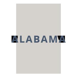 Alabama Silhouette