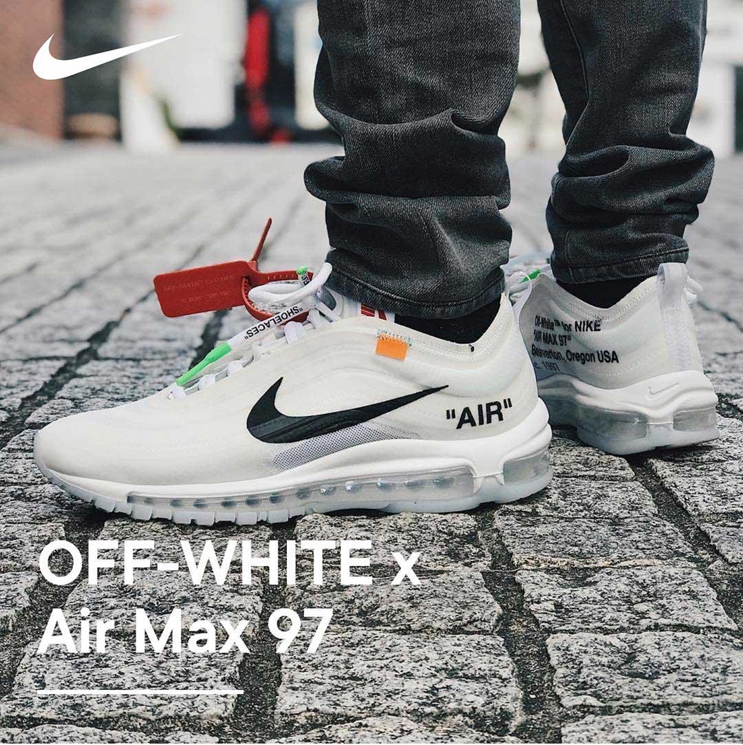 OFF WHITE x Air Max 97 OG 'The Ten'
