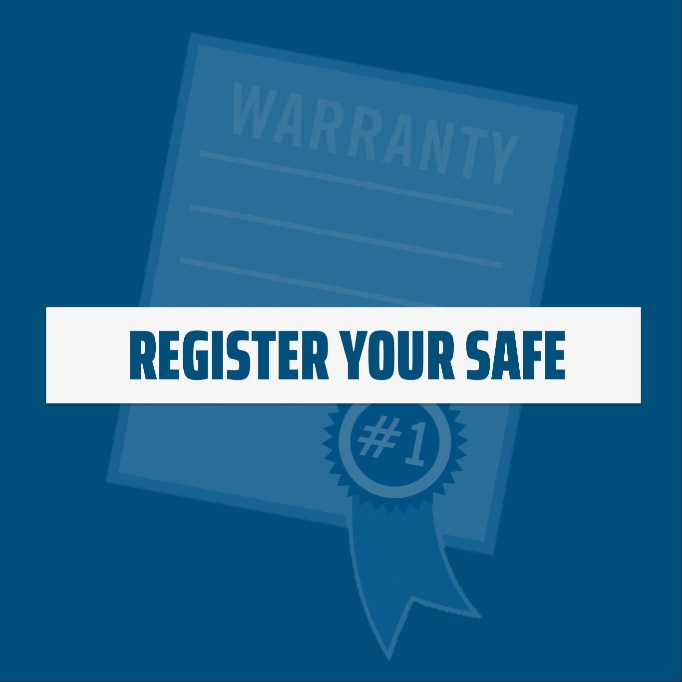 Gun Safe Registration