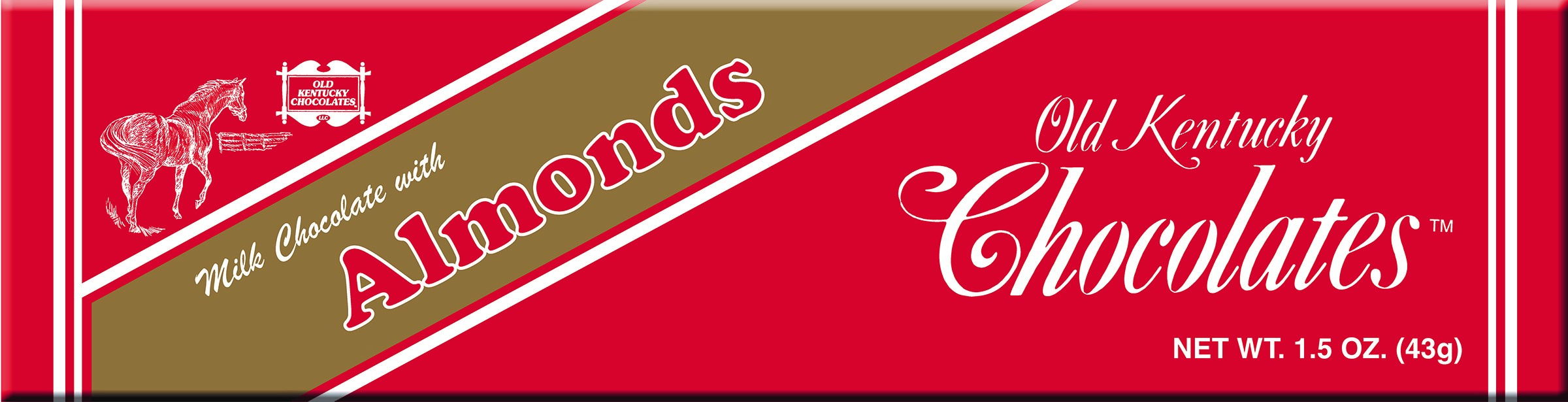 Old Kentucky Chocolates Almond Fundraising