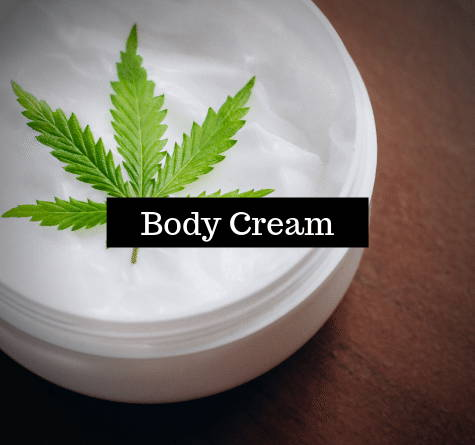 CBD Full Spectrum Body Cream