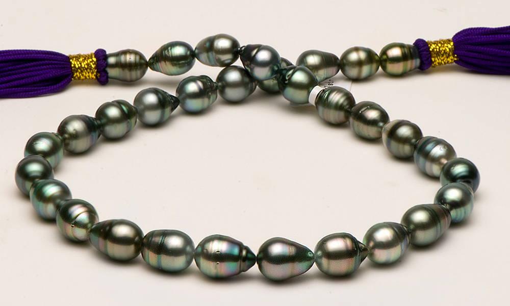 Genuine Cultured Tahitian Pearls