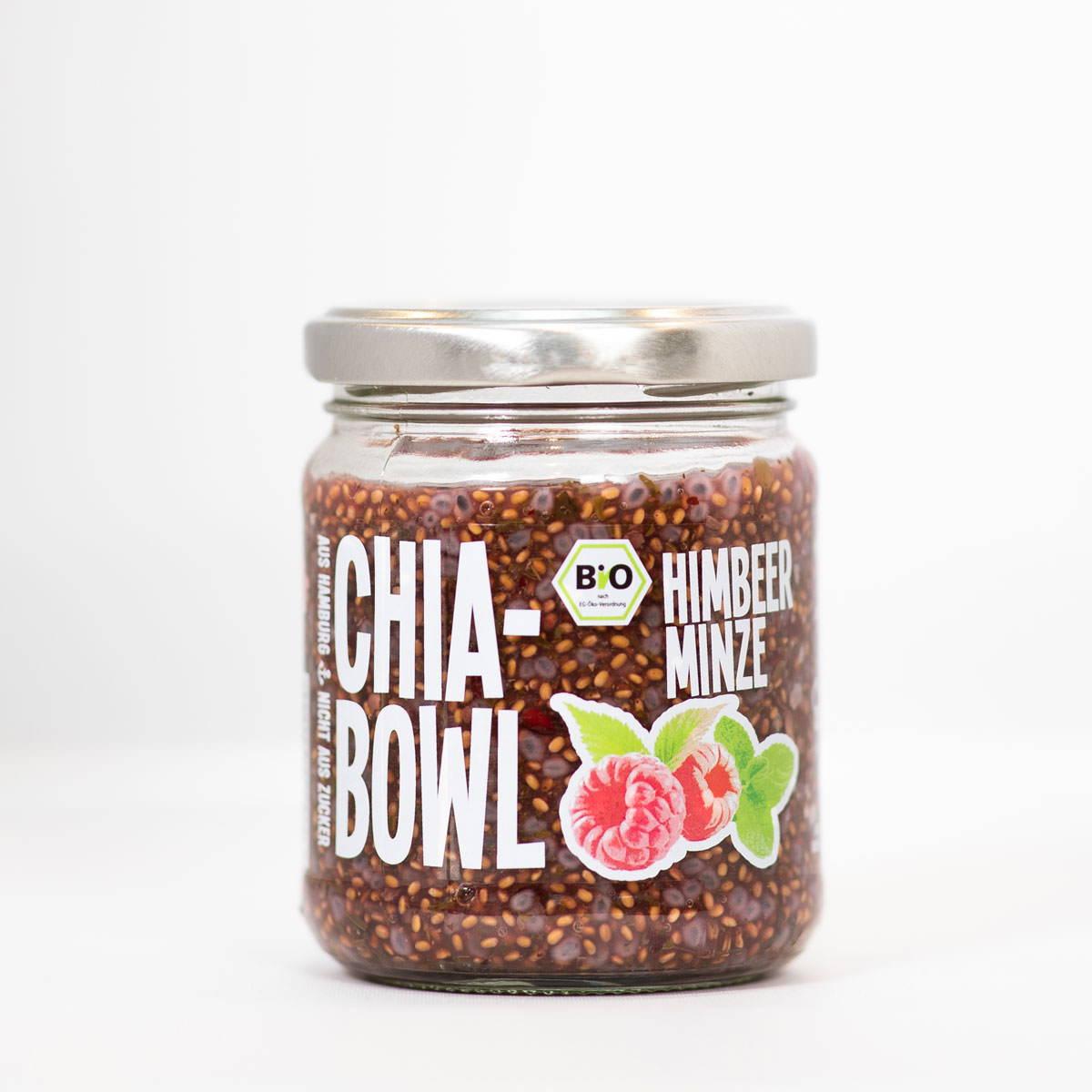Chia Bowl Himbeer Minze